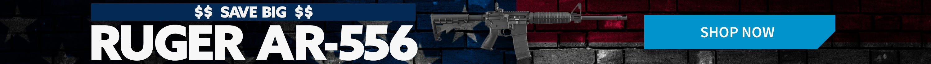 Cray Low Price on Ruger AR-556