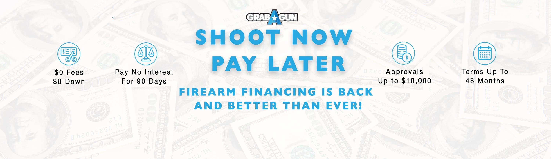 Finance your dream gun today!