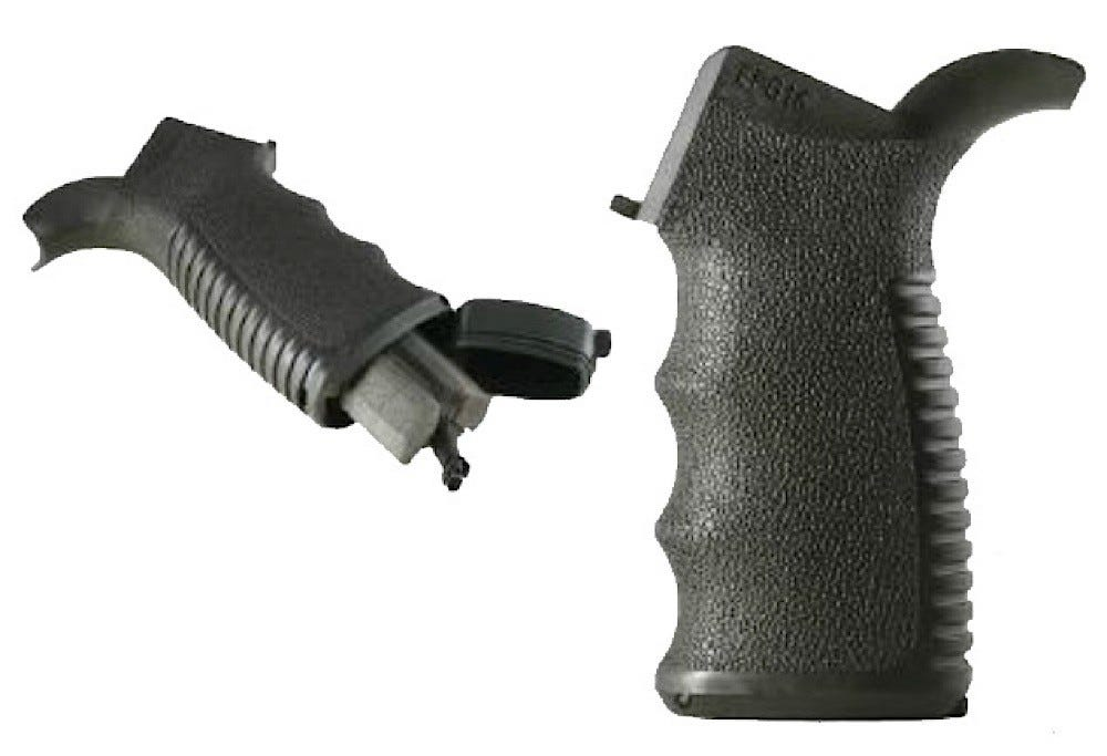 Grips & Recoil Pads