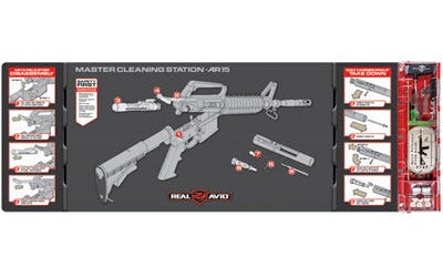 Real Avid AR-15 Master Cleaning