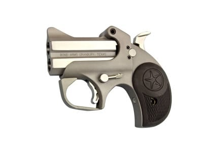 """Bond Arms Rowdy Derringer Stainless .410 Gauge / .45 LC 3"""" 2-Round"""