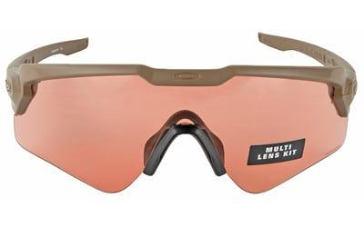 Oakley Standard Issue Ballistic M Frame Alpha Tan W / 3 Lenses
