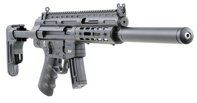 "American Tactical Imports GSG-16 German Sport Carbine MLOK .22 LR 16.29"" 22-Round"