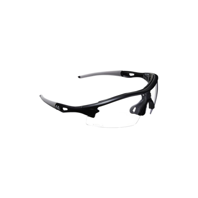 Allen Aspect Shooting Safety Glasses Clear Polycarbonate Lens