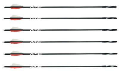 "Axe Crossbows Axe Bolts 17.4"" 6-Pack"