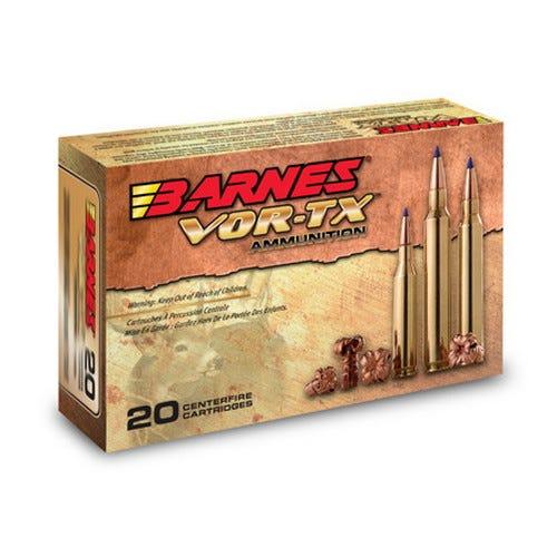 Vor-Tex .243 Win Barnes Bullets BB243W1