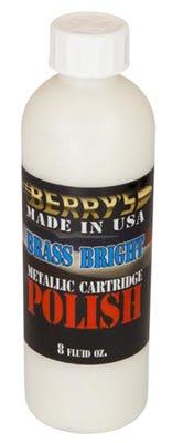 Berry's Manufacturing Brass Bright Polish 8oz White