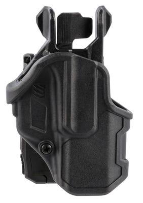 Blackhawk T-Series L2C Right Hand OWB Holster for Sig P365/P365XL Black