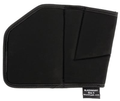 Blackhawk TecGrip Junk Drawer Right Hand IWB Holster for Glock G43/43X, S&W Shield 9/40/45, Ruger Hellcat/LC9, Sig P365 Black