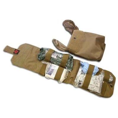 Blue Force Gear Helium Whisper Trauma Kit NOW! Brown