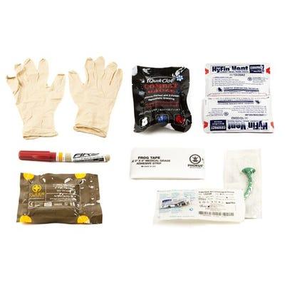 Blue Force Gear Micro Trauma Kit - Advanced Medical Supplies