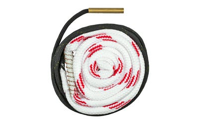 Boresnake Bore Cleaner Clam Pack Red / white .30 Caliber / .32 Caliber