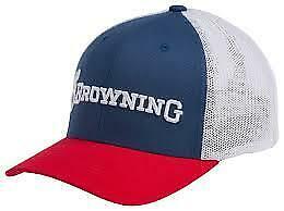Browning Cap RWB Flex Fit S/M