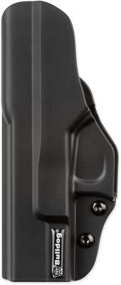 Bulldog Glock 17, 22, 31 Gen 1-5 Inside the Pants Holster Black