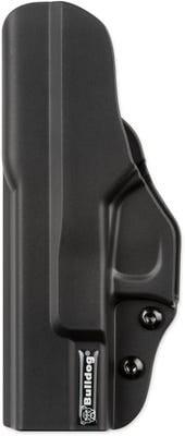Bulldog Glock 19,23,32 Gen 1-5 Inside the Pants Holster Black