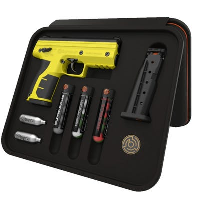 Byrna Technologies HD Ready Kit Yellow 5-Rounds Non-Lethal Pepper Rounds