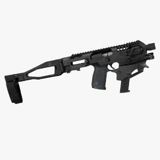 CAA Micro Conversation Kit for Smith & Wesson SD9VE and SD40VE