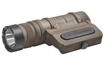Cloud Defensive Owl Optimized Weapon Light 1250 Lumens FDE