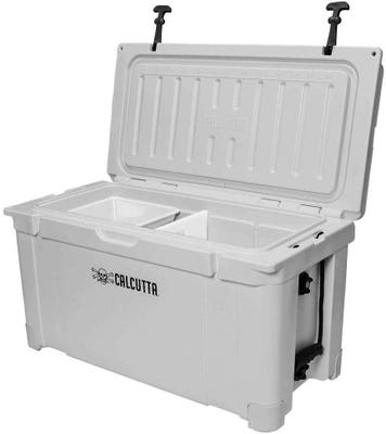 Calcutta Renegade Cooler 75 Liter White