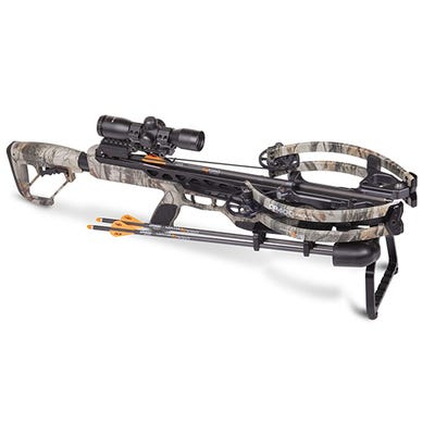 CenterPoint Archery CP400 Crossbow Camo with Scope