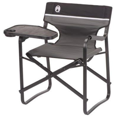 Coleman Deck Chair w/ 360 Swivel Table