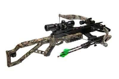 Excalibur Micro 340 TD Crossbow Mossy Oak Break Up Country with Dead Zone Scope