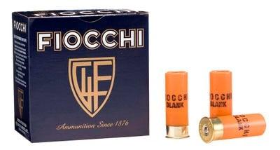 """Fiocchi Popper 12 GA Blank 1000-Rounds 2.75"""" Empty Primed Case"""