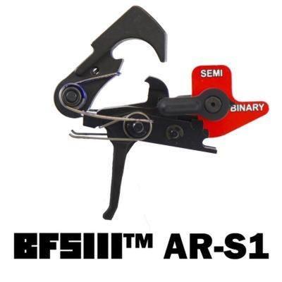 Franklin Armory BFSIII Binary Firing System Straight Trigger Gen 3