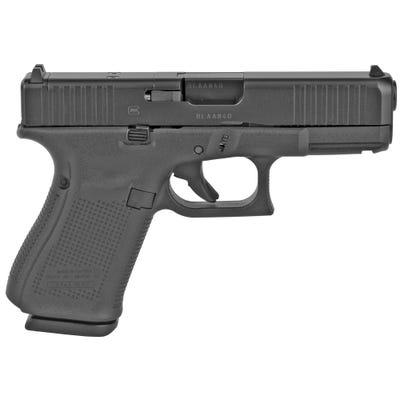 """Glock 19 Gen5 MOS 9mm 4.02"""" Barrel 15-Rounds USA Made"""