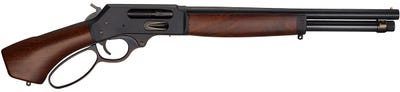 """Henry Repeating Arms Lever Action Axe Blued / Walnut .410 Gauge 15.14"""" 5-Round"""