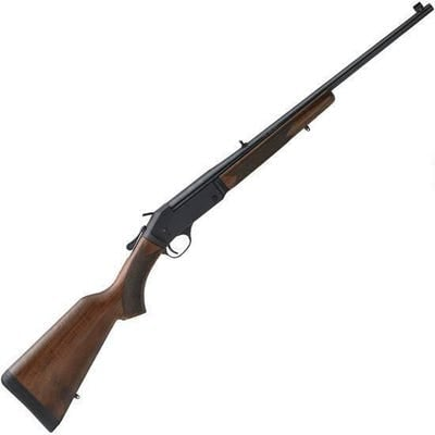 Henry Repeating Arms Singleshot Youth Rifle 243Win 22-inches Blued