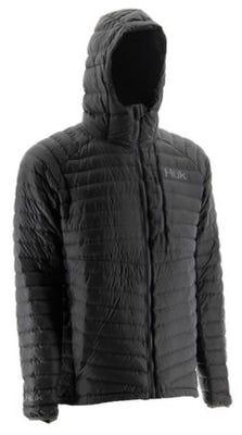 Huk Gear Double Down Jacket Grey Men's Medium
