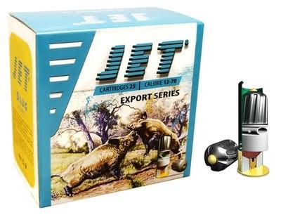 Jet Export Series 12 GA Slug 250-Rounds