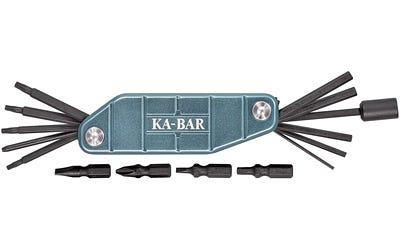 Ka-Bar Gun Multi-Tool Blue