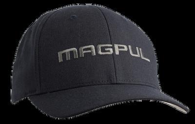 Magpul Wordmark Black Stretch Fit Small / Medium