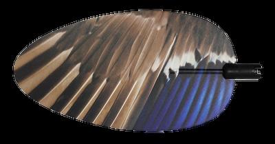 Mojo King Mallard Magnetic Replacement Wings 2Pk