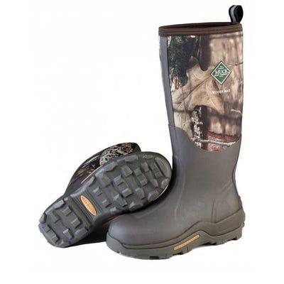 Muck Boot Company Men's Woody Max Size 12 Mossy Oak