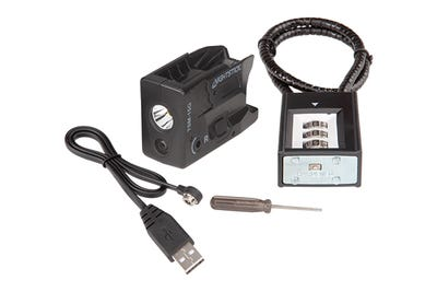 Night Stick Sub Compact Mounted Light with Laser