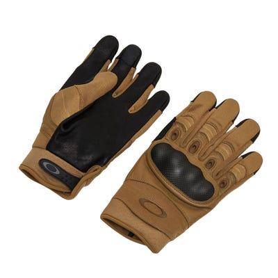 Oakley Pilot 2.0 Coyote / Black Goatskin Gloves XL