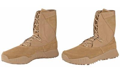 Oakley Size 10 Elite Assault Boots Tan