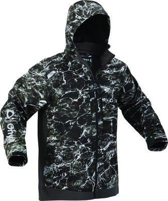 Onyx Hydrovore Jacket Mossy Oak Elements Blacktip X-Large
