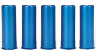 A-Zoom Snap Caps Blue 12 GA