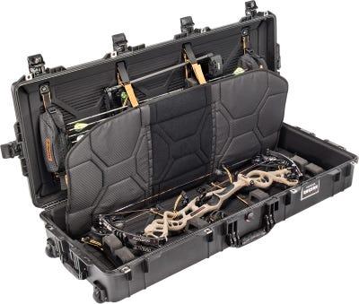 """Pelican 1745 Air Elite Bow Case 46.7"""" L x 19.4"""" W x 8.7"""" H"""