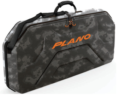 """Plano Bowmax Stealth Vertical Bow Case Camo for Standard Compound Bows up to 39"""""""