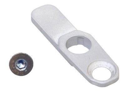Q Q-Sert Sling Mount Silver for The Fix