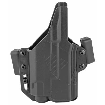 Raven Concealment Systems Perun Light Bearing OWB Holster Ambidextrous Draw Surefire X300 Ultra Compatible For GLOCK 19/23/32