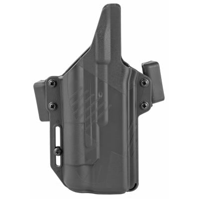 Raven Concealment Systems Perun Light Bearing OWB Holster Ambidextrous Draw Surefire X300 Ultra Compatible For GLOCK 17/19/22/23/31/32