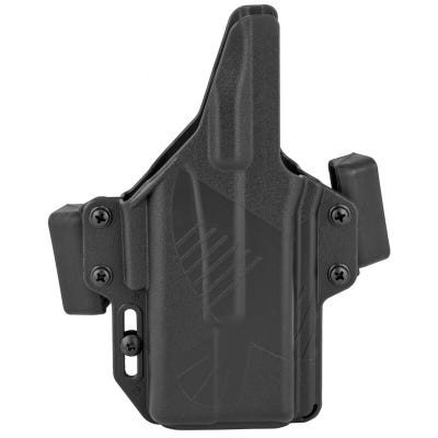 Raven Concealment Systems Perun Light Bearing OWB Holster Ambidextrous Draw Surefire XC-1 Compatible For GLOCK 19/23/32