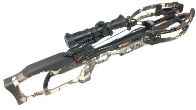 Ravin Predator Crossbow Package R10 with HeliCoil Camo