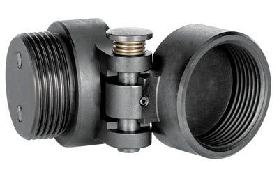 SB Tactical BFTA Buffer Tube Folding Adapter